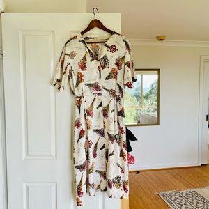 Adorable vintage Burberry dress